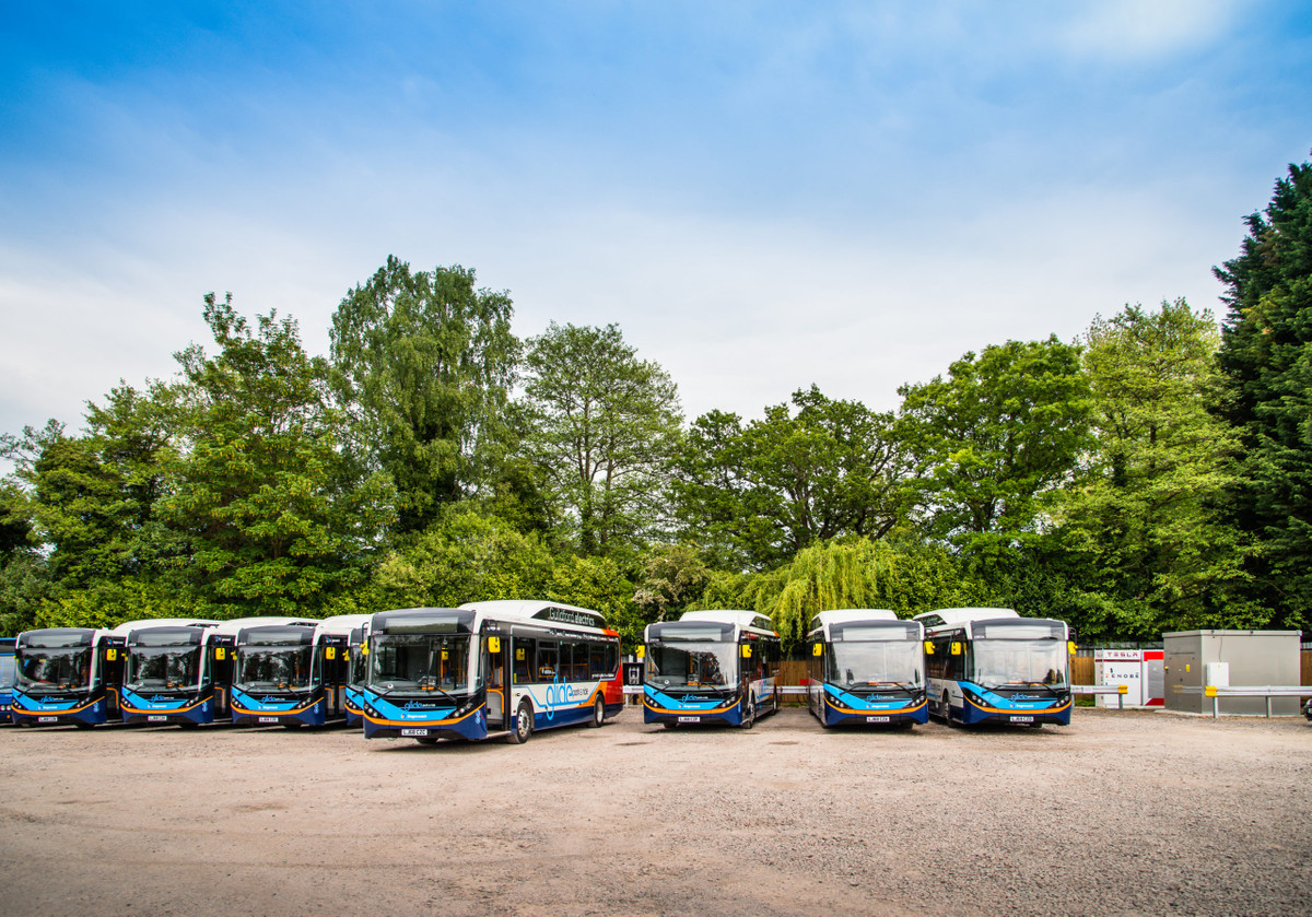 Stagecoach Park and Ride